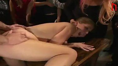 Group Slaves Max Humilation in Public Disgrace Bondage BDSM