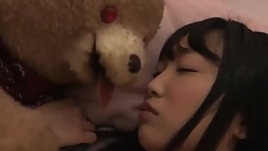 Demonic Teddy Bear Fucks Teen Girls