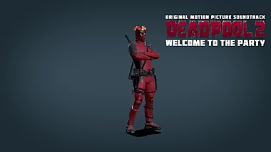 Diplo French Montana Lil Pump ft. Zhavia - Welcome To The Party (Deadpool 2