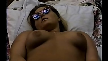 Teen Stephanie Foster Masturbating to Orgasm in the Woods