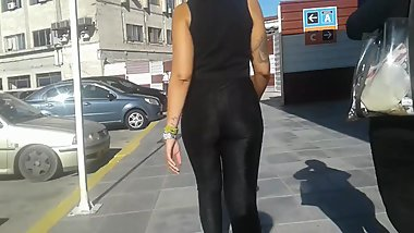 jeans, young, latin, voyeur, leggings, perfect, ass, calzas, culo perfecto