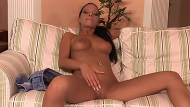 Petite Teen Rides Two Monster COcks In Homemade Movie