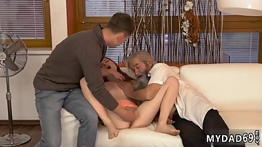 Daddy fucks virgin associate' patron's daughter xxx Unexpected experience