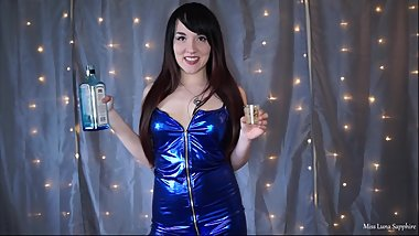 Drinking & Financial Domination! Femdom Humiliation Findom