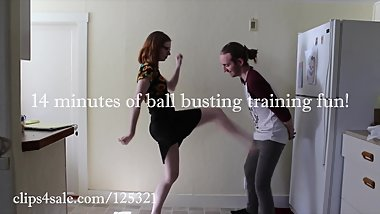 Ballbusting 101: A Tutorial By Miss Chaiyles