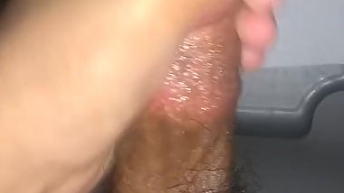 Messy old cumtribute I did for sexy blonde becca