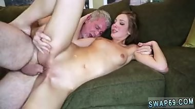 Step mom catches boss' ally's daughter masturbating first time