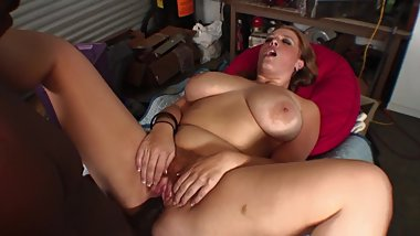 Chubby Teen With Big Natural Tits Loves A Nice BBC