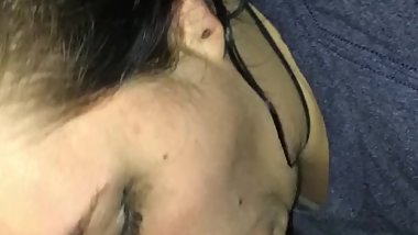 18 year old whore sucks cock like a pro