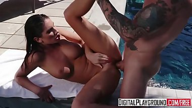 A Hot Day In August August Ames & Alex Legend