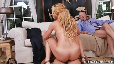 Nasty old milf xxx daddy takes virginity Frannkie And The Gang Tag Team A