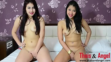 Thais and Angel together