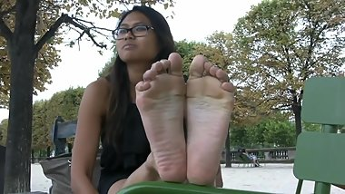 French-Cambodian Soles