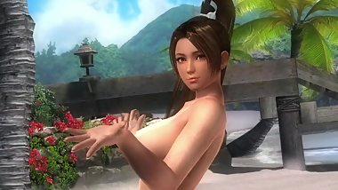 DEAD OR ALIVE 5 Last Round - Nude MOD