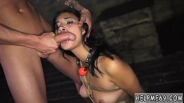 Bondage blowjob post orgasm Teen Jade Jantzen has been walking for awhile