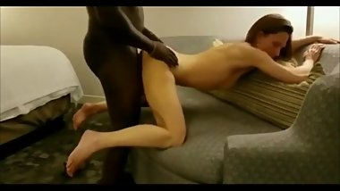 Skinny Wife Gets Seeded By BBC