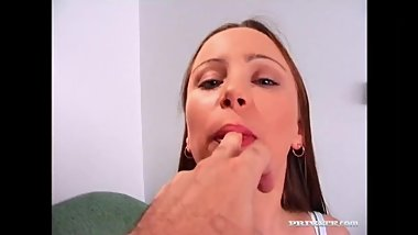 Beautiful Jessica Has Her Perfect Pussy Pounded in Casting