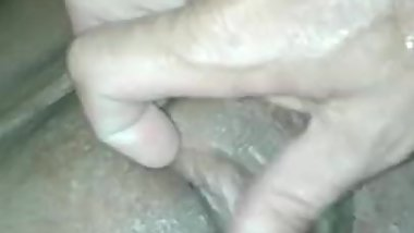 My pussy gets fingerfucked