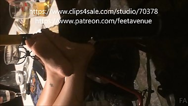 Lilou's perfect feet and soles c4s Patreon