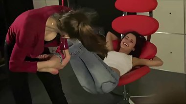 Tickling polish girl compilation